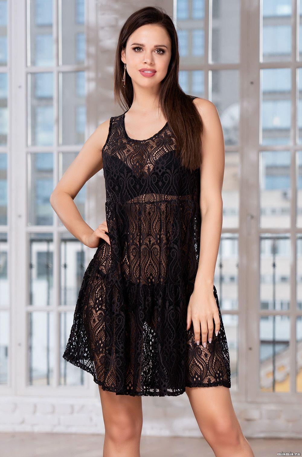 f7c58b0e5537405 Пляжное платье Santa-Maria 8284, Mia-Amore